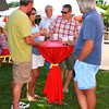 Debbie Blank | The Herald-Tribune<br /> It's an outdoor happy hour in Oldenburg!