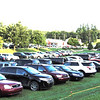 Debbie Blank | The Herald-Tribune<br /> No matter how much parking is available, it's never enough. Until next summer ...