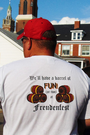 Debbie Blank | The Herald-Tribune<br /> Don't wait to buy coveted T-shirts, different each summer. They sell out.