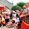 Debbie Blank | The Herald-Tribune<br /> The dachshund races, one of the fest's newer activities, have really caught on.