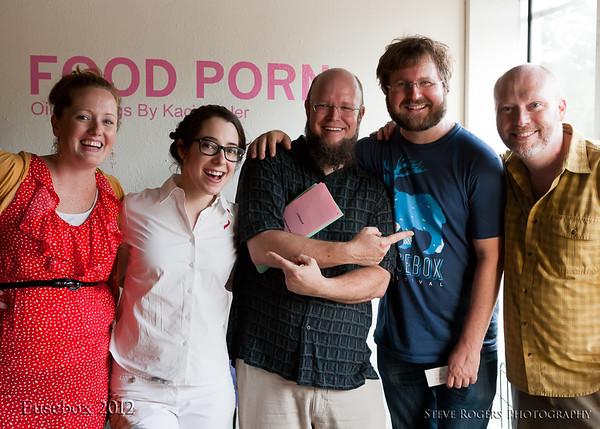 Digestible Feats: Sweet Betrayal - Food Porn - Fusebox 2012