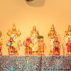 1st Row -  Dasavatharam