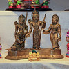 Ramar Pattabishekam with Ganesha from Geetha Rajan's mom
