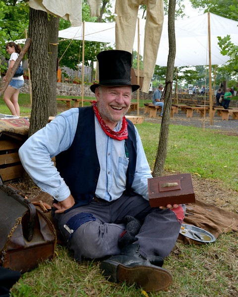 Tramp's Treasure Box