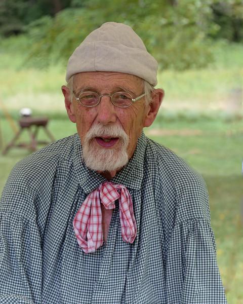 Portrait of a Hornsmith