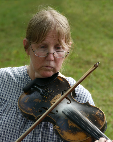 Well-played Violin