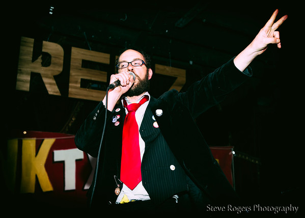 Honk!TX presents: Brass Band Blitz 2 at Red 7 3/20/14