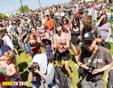 Honk!TX 2015 Band Revue 3/29/2015 LoveBomb GoGo
