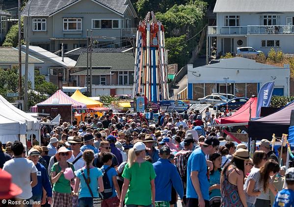 Island Bay Festival, Wellington, 14 February 2016
