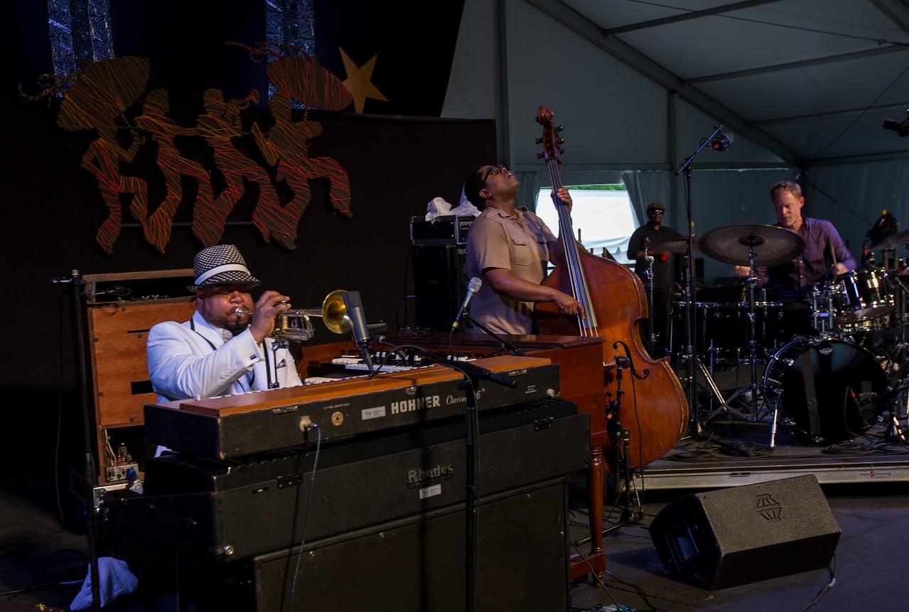 Nicholas Payton Trio with Vicente Archer and Bill Stewart