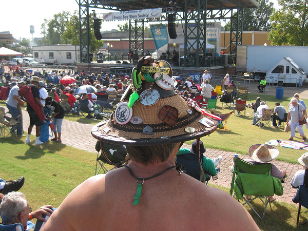 King Biscuit 2010