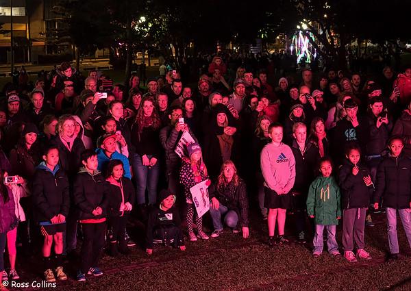 Lux Light Festival, Wellington, 30 August 2015