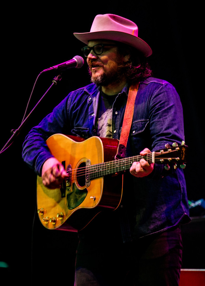 Wilco performs during Mountain Jam 2016 at Hunter Mountian, Hunter NY.