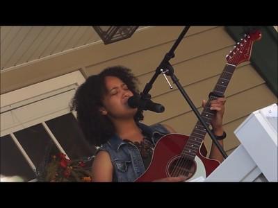 Elan Varner 2017 Maplewood Porchfest 1