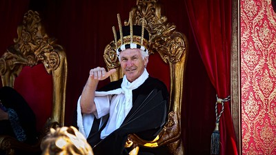 King of Moomba, Mick Malthouse
