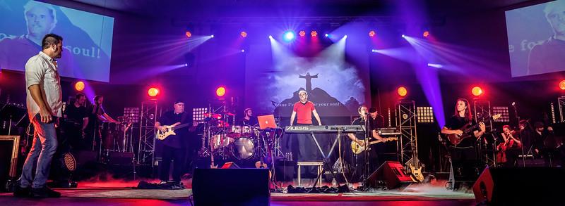 Captured during the JESUS CHRIST THE EXORCIST live performance at Morsefest 2018, New Life Fellowship, White House, TN (September 15th, 2018)