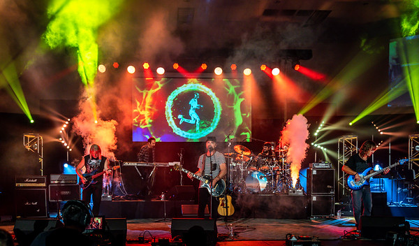 Captured during the FLYING COLORS performance at Morsefest 2019, New Life Fellowship, White House, TN (August 31st, 2019)