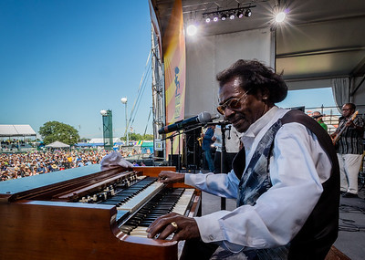 New Orleans Jazz & Heritage Festival 2016