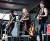Brandi Carlile performs during the New Orleans Jazz & Heritage Festival 2016 at the Fairgrounds Race Track in New Orleans Louisiana.