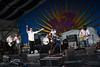 The Lost Bayou Ramblers perform during the New Orleans Jazz & Heritage Festival 2016 at the Fairgrounds Race Track in New Orleans Louisiana.