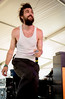 EDWARD SHARPE & THE MAGNETIC ZEROS perform during the Newport Folk Festival 2016 at Fort Adams State Park in Newport RI.