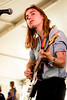 JULIEN BAKER performs during the Newport Folk Festival 2016 at Fort Adams State Park in Newport RI.
