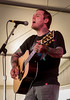 BRIAN FALLON performs during the Newport Folk Festival 2016 at Fort Adams State Park in Newport RI.