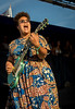 The Alabama Shakes perform during the Newport Folk Festival 2016 at Fort Adams State Park in Newport RI.