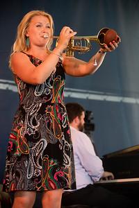 Bria Skonberg and the Jazz Compatriots