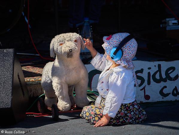 Newtown Festival Street Fair, Wellington 6 March 2016