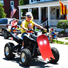 Diane Raver | The Herald-Tribune<br /> One of the Pac-Man ghosts rode on front of this four-wheeler.