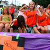 Debbie Blank | The Herald-Tribune<br /> THE PARADE'S Best Sport award went to the Oldenburg Orioles girls' softball team.