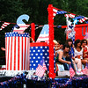 Debbie Blank | The Herald-Tribune<br /> GUYS AND GALS QUARTERS really showed off the parade's patriotic theme.