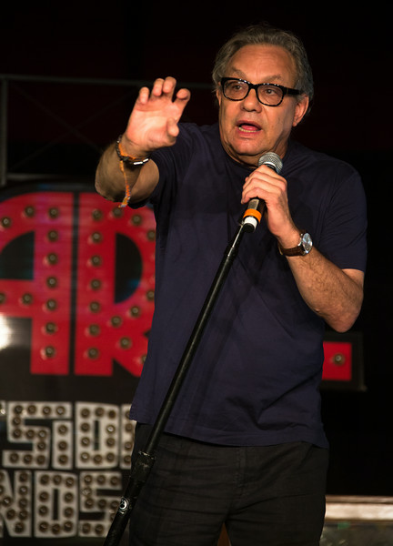 Lewis Black performs during the Outside Lands Music and Arts Festival 2014 in Golden Gate Park, Sanfrancisco CA.