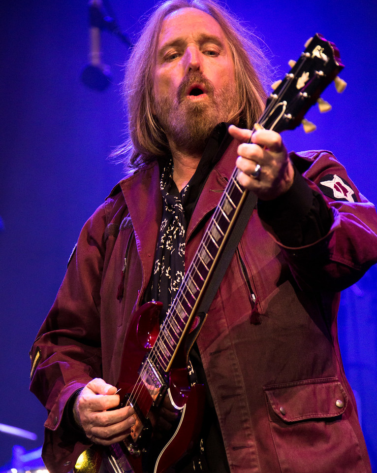 Tom Petty & The Heartbreakers perform during the Outside Lands Music and Arts Festival 2014 in Golden Gate Park, Sanfrancisco CA.