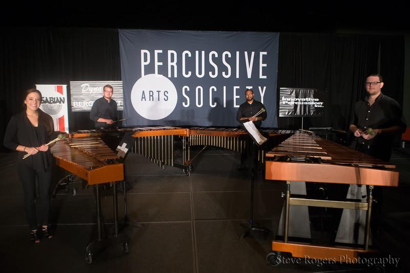 arx duo, Ensemble Shared Showcase Concert