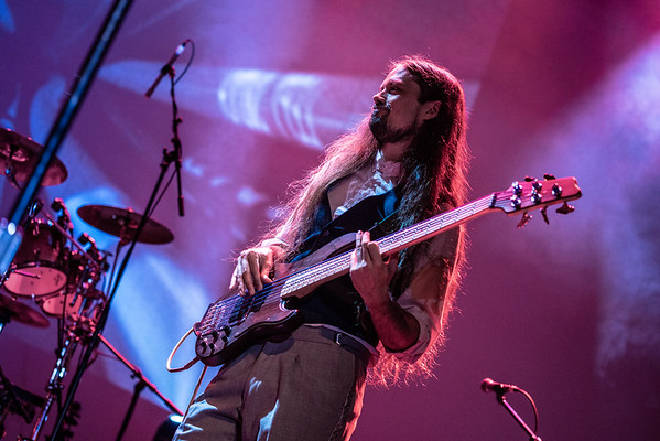 Captured during the EVERSHIP performance at ProgStock Festival 2018, Union County Performing Arts Center, Rahway, NJ (October 7th, 2018)