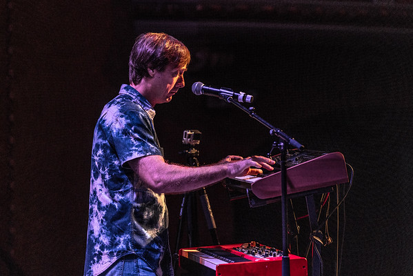 Captured during the ENCHANT performance at ProgStock Festival 2018, Union County Performing Arts Center, Rahway, NJ (October 6th, 2018)