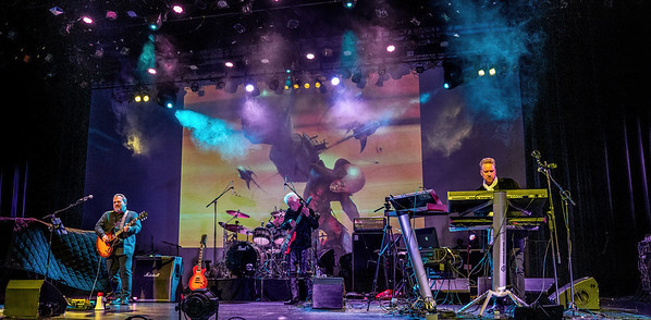 Captured during the ROCKET SCIENTISTS performance at ProgStock Festival 2019, Union County Performing Arts Center, Rahway, NJ (October 12th, 2019)