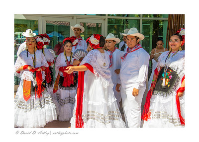 folk Dancers, Pueblo Chili and Frijoles Festival