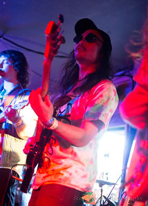 The Memories performs at the Hotel Vegas - SXSW 2013