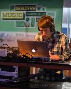 Matthew Hawtin plays SXSW 2013