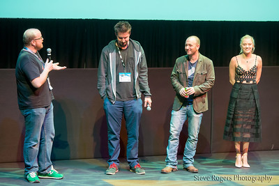 The Guest Film Q&A at SXSW 3/10/14