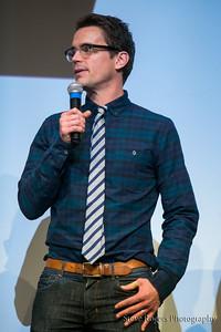Matt Bomer from Space Station 76 Q&A SXSW Film 2014 3/8/2014