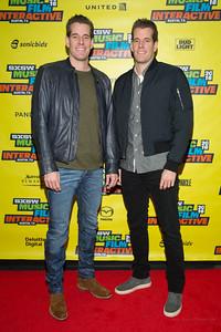 Cameron  & Tyler Winklevoss; Founders Gemini 3/11/2016