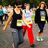 Debbie Blank | The Herald-Tribune<br /> A cloudy sky with a few sprinkles gave way to sunshine soon after walkers began their journeys.