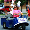 Debbie Blank | The Herald-Tribune<br /> Here's a cute vehicle to promote the B&G Dairy Bar.