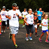 Debbie Blank | The Herald-Tribune<br /> There were more runners than walkers in the 5K.