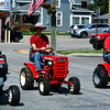 Debbie Blank | The Herald-Tribune<br /> A parade has to have some tractors.