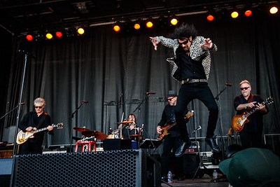 "Peter Wolf performs during ""Solid Sound 2017"" Wilco's Music and Arts Festival at Mass MoCA, in North Adams MA."